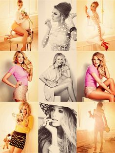 love this spread + styling #blakelively #fashion #pink