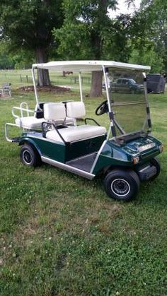 Golf carts, Gas golf carts and Golf on Pinterest