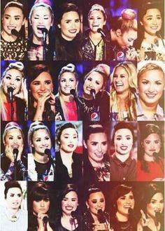 demi lovato is a very inspiratinal person ..she was the first person i ever went to see in concert shes just really talented and has a  amazing heart