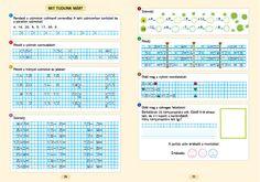 Mozaik Kiadó - Matematika gyakorló 1. osztály - munkafüzet elsősöknek Periodic Table, Periodic Table Chart, Periotic Table