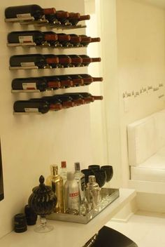 Suporte para vinhos