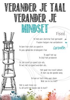 gratis materialen - The School of Play Math Quotes, Learning Quotes, Teacher Quotes, Mind Gym, Nlp Coaching, Mindfulness For Kids, Leader In Me, Social Skills, Social Work