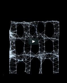"""Mapping of the Gajac Museum (France). Part of Gajac """"Hors les Murs"""" event, December 2011. Noise & Motion by Hakr (projected with a 16k beamer, 1080p,…"""