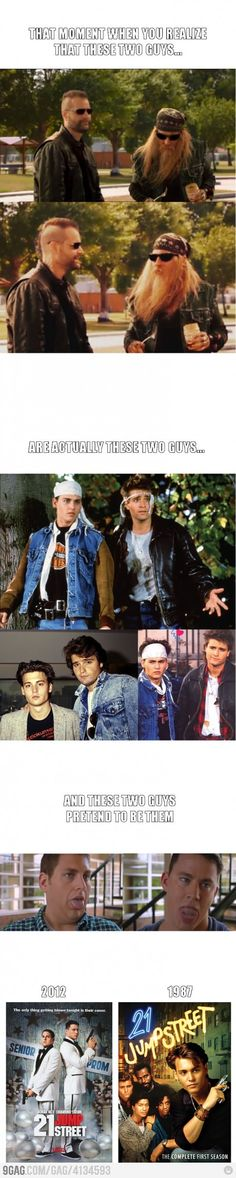 I didn't recognize either Johnny Depp or Peter DeLuise the first time I saw it!