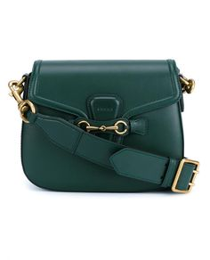 GUCCI | Leather Lady Web Shoulder Bag