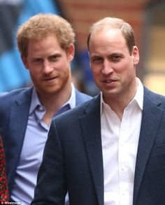 Princes William And Harry Are Supporting The Search For Exceptional Young People Just Li
