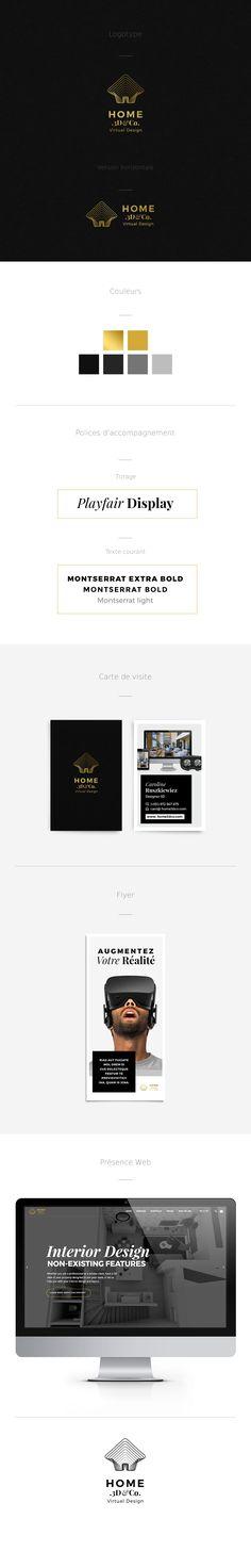 Home 3D&Co - Portfolio Lino-Design