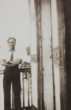 Langston Hughes in Haiti, 1931 I want to know what brought him to Haiti and how did he like it. Did he write about it. He's my favorite.
