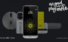 El modular y galardonado LG G5 ya está en WOM