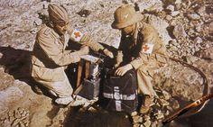 Medical Luftwaffe - North Africa WW2, pin by Paolo Marzioli