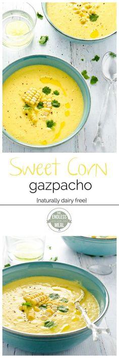 receta de gazpacho #gazpacho #recetasfaciles #recetasdeverano