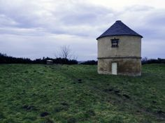 From the archives - Boath Doocot on the summit of Auldearn Motte, which is cared for by the National Trust for Scotland.