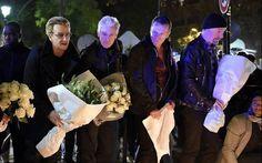 U2, Foo Fighters y Natalie Portman cancelan presentaciones en París | Radio Panamericana