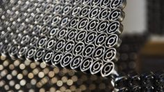 Metal art PM1 detail   Lebesque Design
