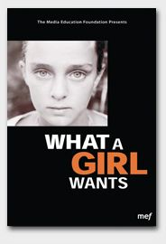 What a Girl Wants    During the spring of 2000, eleven girls aged 8 to 16 from a variety of socio-economic backgrounds and two classrooms of middle and high school students were interviewed about their views on media culture and its impact on their lives.