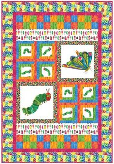 Love this quilt!  Maybe I could make it as a shower curtain for the kids' bathroom?