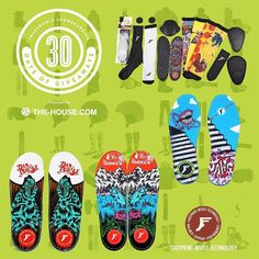 Everyones got different feet. Its science. Thats why this body pad and custom orthotics prize pack from @FPInsoles will work wonders for your feet enabling you to ride longer and ultimately have more fun on the hill. Enter to win today only on TWSNOW.com! #30DaysOfGiveaways2015 @thehouseboardshop