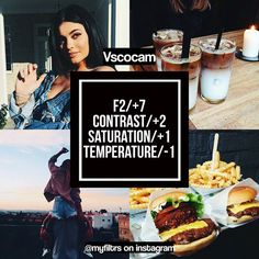 ▶/Contrasted Filter! ▶Cost:Free ▶Looks best with:Bright Pictures! ▶Feed Theme Meter:6/10