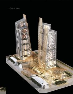 Norman Foster designs eco-friendly skyscraper (Singapore) - SkyscraperPage Forum