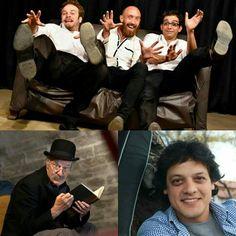 ►El Humor en tiempos de Vendimia con El Flaco y Bertín. Jue 2/3 ★ El Humor en los tiempos de Vendimia recibe al actor, director y dramaturgo Ernesto Flaco Suárez junto al cantautor cuyano Lisandro Bertin  en su ... http://sientemendoza.com/event/%e2%96%bael-humor-en-tiempos-de-vendimia-con-el-flaco-y-bertin-jue-23/