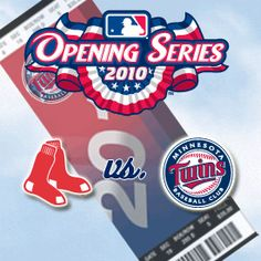 Opening Series Ticket Opportunity | twinsbaseball.com: Tickets