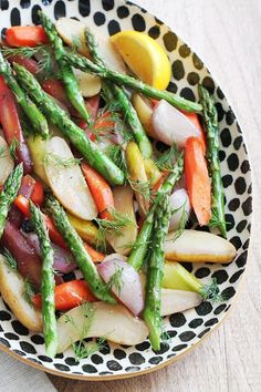 I'm always looking for new ways to serve vegetables. We all need to eat more of them so it helps to be able to serve them in a variety of tasty ways!