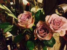 Love this colour roses