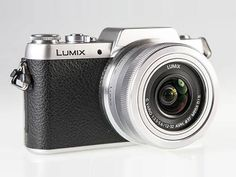 Panasonic Lumix GF7 : l'appareil photo hybride à l'écran tactile inclinable