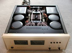 Accuphase P-400 Monoblock Power Amplifier - 1979