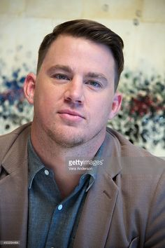 Channing Tatum at the '22 Jump Street' Press Conference at the Mandarin Oriental Hotel on June 7, 2014 in New York City.