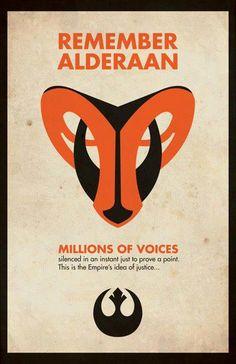 Remember Alderaan