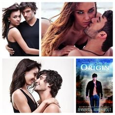 The Lux Series by Jennifer Armentrout