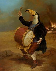 daniel carranza paintings - Google Search