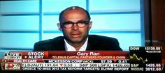 Telemus Capital Partners' Gary Ran on Fox Business Channel.