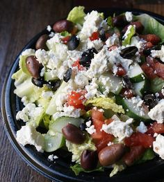 Recipe For Greek Salad