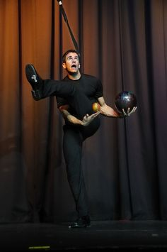 Time to Honor the Best Jugglers Among Us