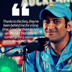 #PlayerQuotes MS Dhoni's last match as captain was no ordinary warm-up. #INDvENG #IndAvEng #cricket