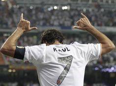 Raúl ya está de vuelta