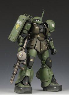 MG MS-05 ザクI