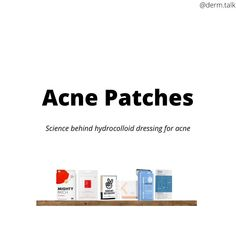 """Jenny Liu, MD FAAD 刘婧 on Instagram: """"Acne patches are hydrocolloid dressing repurposed for pimples. Hydrocolloid has a long history of use in dermatology for wound care,…"""" Jenny Liu, Wound Care, Pimples, Repurposed, Patches, Skincare, Dressing, History, Instagram"""