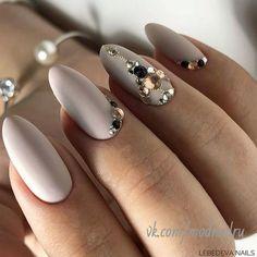 Graduation Nails Designs for nude nails; Swarovski Nails, Crystal Nails, Rhinestone Nails, Bling Nails, Diamante Nails, Gem Nails, Nude Nails, White Nails, Acrylic Nails