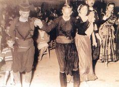 Μοχιανός πηδηχτός, τοπικός χορός του Μοχού Πεδιάδος, 1962