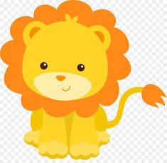 Lion Infant Baby shower Child Clip art - safari png is about is about Art, Carni. Baby Zoo Animals, Safari Animals, Safari Party, Safari Theme, Lion Clipart, Theme Bapteme, Lion Baby Shower, Lion Craft, Cartoon Lion