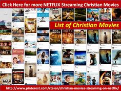 13 Best Christian Movies on Netflix images in 2014 | Christian