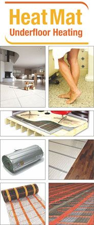 Heat Mat is a leading UK supplier of electric underfloor heating and ice and snow melting systems. We manufacture premium, innovative electric heating systems in the UK and Denmark and supply quality products, covered by independent approvals, with lifetime warranties. Electric Underfloor Heating, Heating Systems, New Homes, Interior Design, Denmark, Profile, Ice, Snow, Decorations