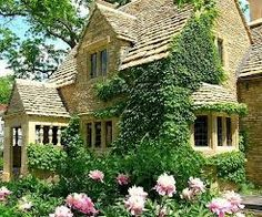 english country cottages - Google Search