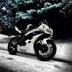 Yamaha R6. #YamahaBikes