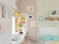 Нежная детская спальня - дизайн-проект с фото - Недвижимость@Someone Else.Ru
