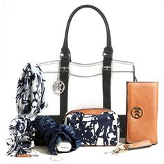 Emilie M Handbags is giving away the Jane Satchel and a 5pc Essentials Box +1 more prize and I want to win!