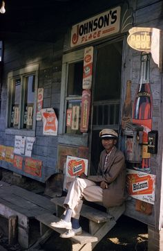 ERNST HAAS   Tennessee 1962